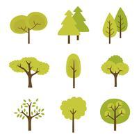 Tree Clipart Free Vector Art.