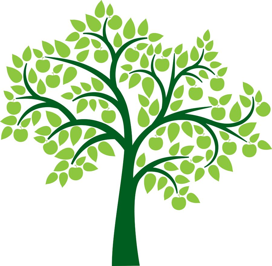 Family tree genealoy and backgrounds clipart.