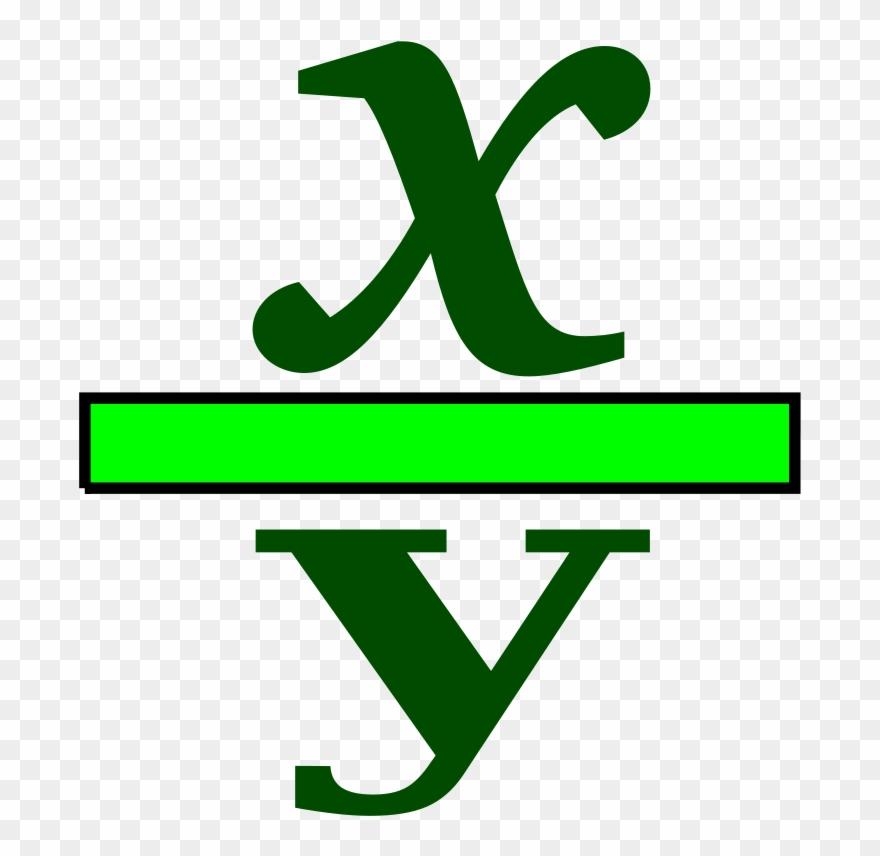 Free Math Symbols Clipart Image.