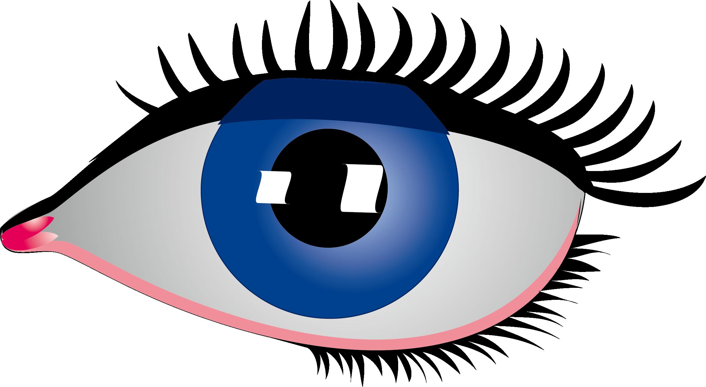 Eyeballs clipart closer look, Eyeballs closer look.