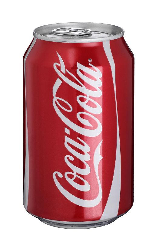 Coke can clipart 1 » Clipart Station.