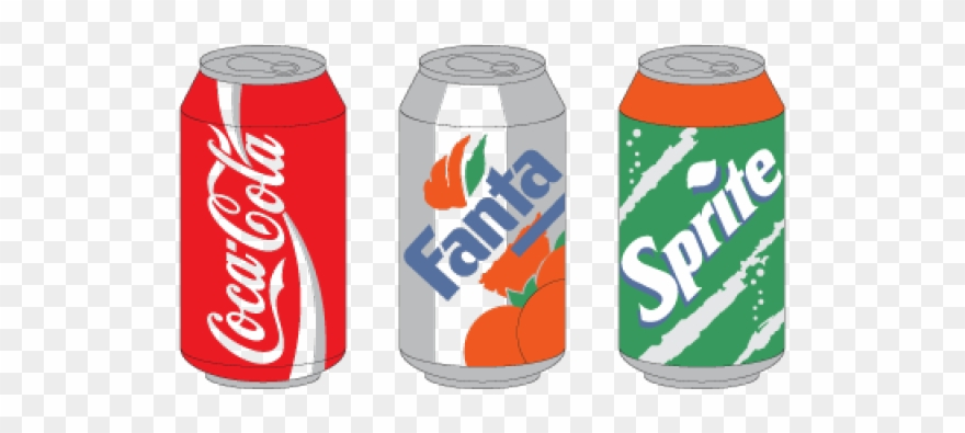 Soda Clipart Coke Product.