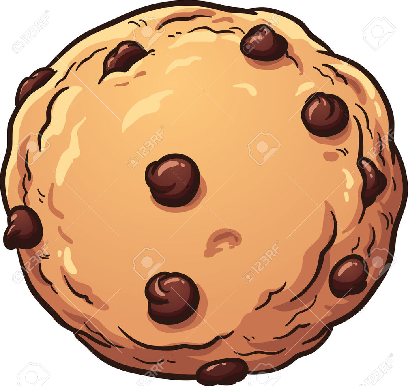 Cookie clipart 7 » Clipart Station.