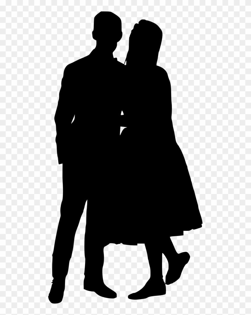 15 Couple Silhouette.