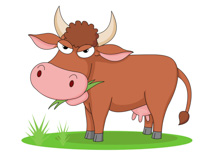 Free Cow Clipart.