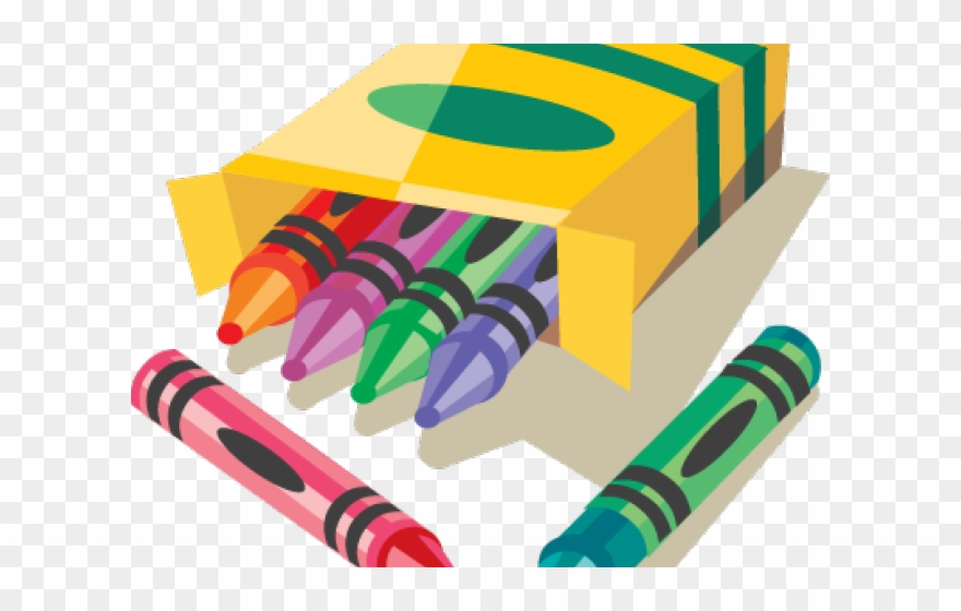 Crayon Clipart Transparent Background.