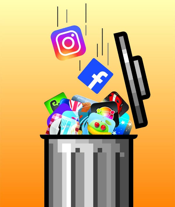 How to Delete Facebook and Instagram From Your Life Forever.