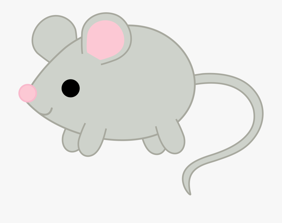 Cute Mouse Free Clip Art Little Ⓒ.