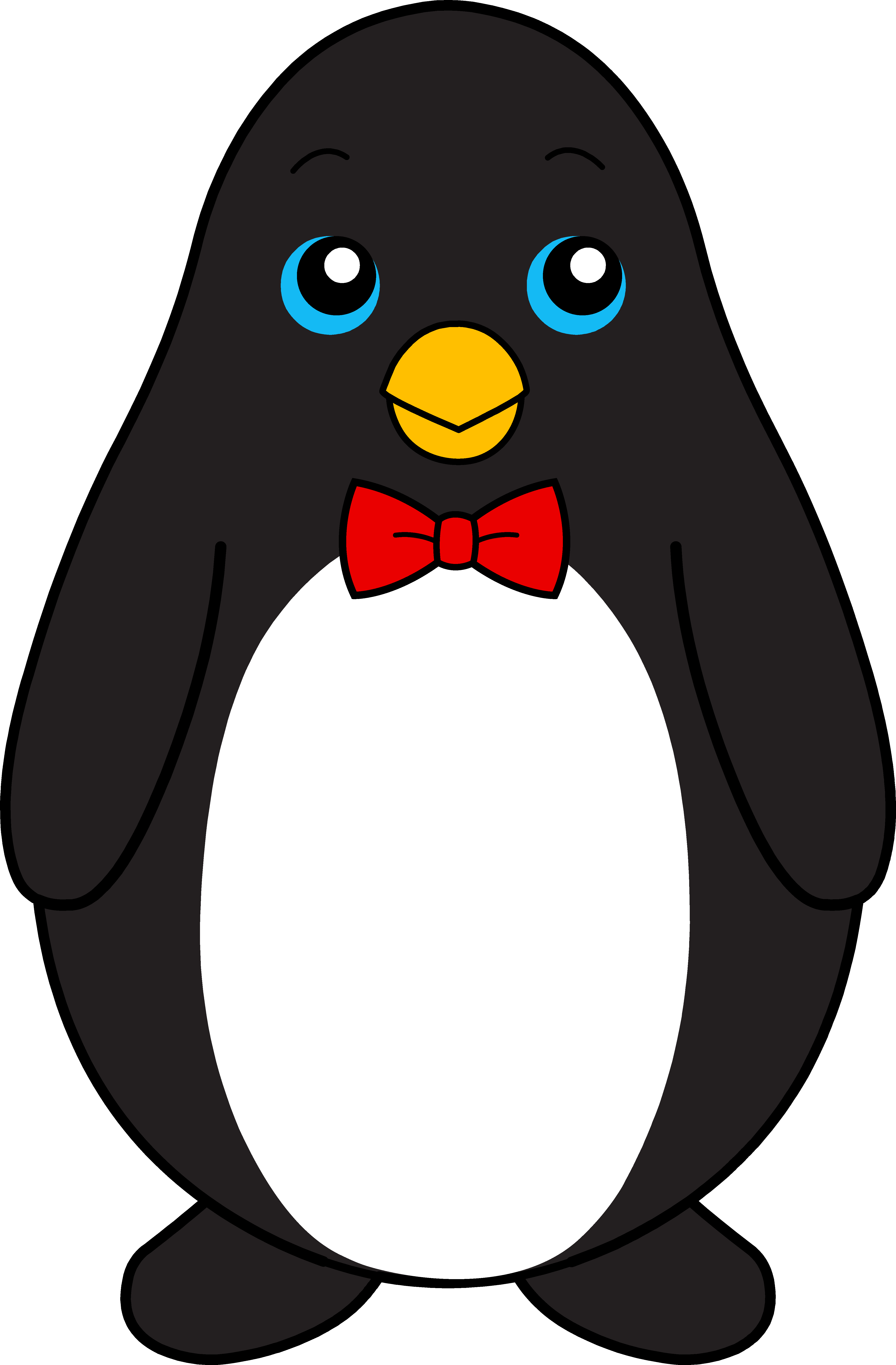 Free Cute Penguin Clipart, Download Free Clip Art, Free Clip.