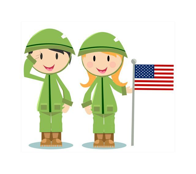 7 Sources for Free Memorial Day Clip Art.