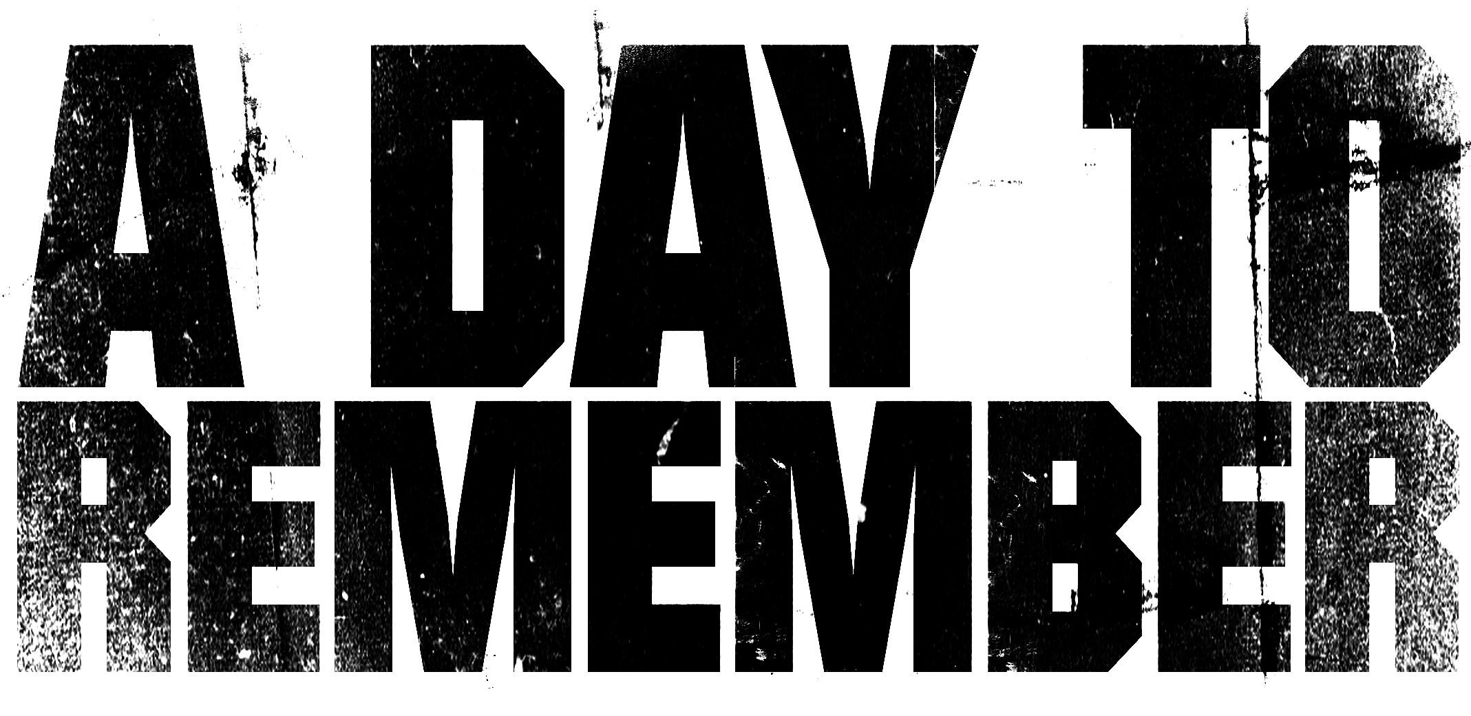 A day to remember Logos.