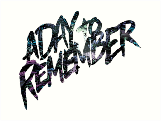 \'A Day To Remember \
