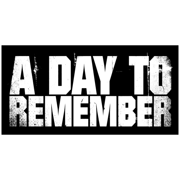 A Day to Remember Font.