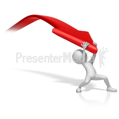 Decrease Clipart Arrow Powerpoint Clip Art #XRuKBG.