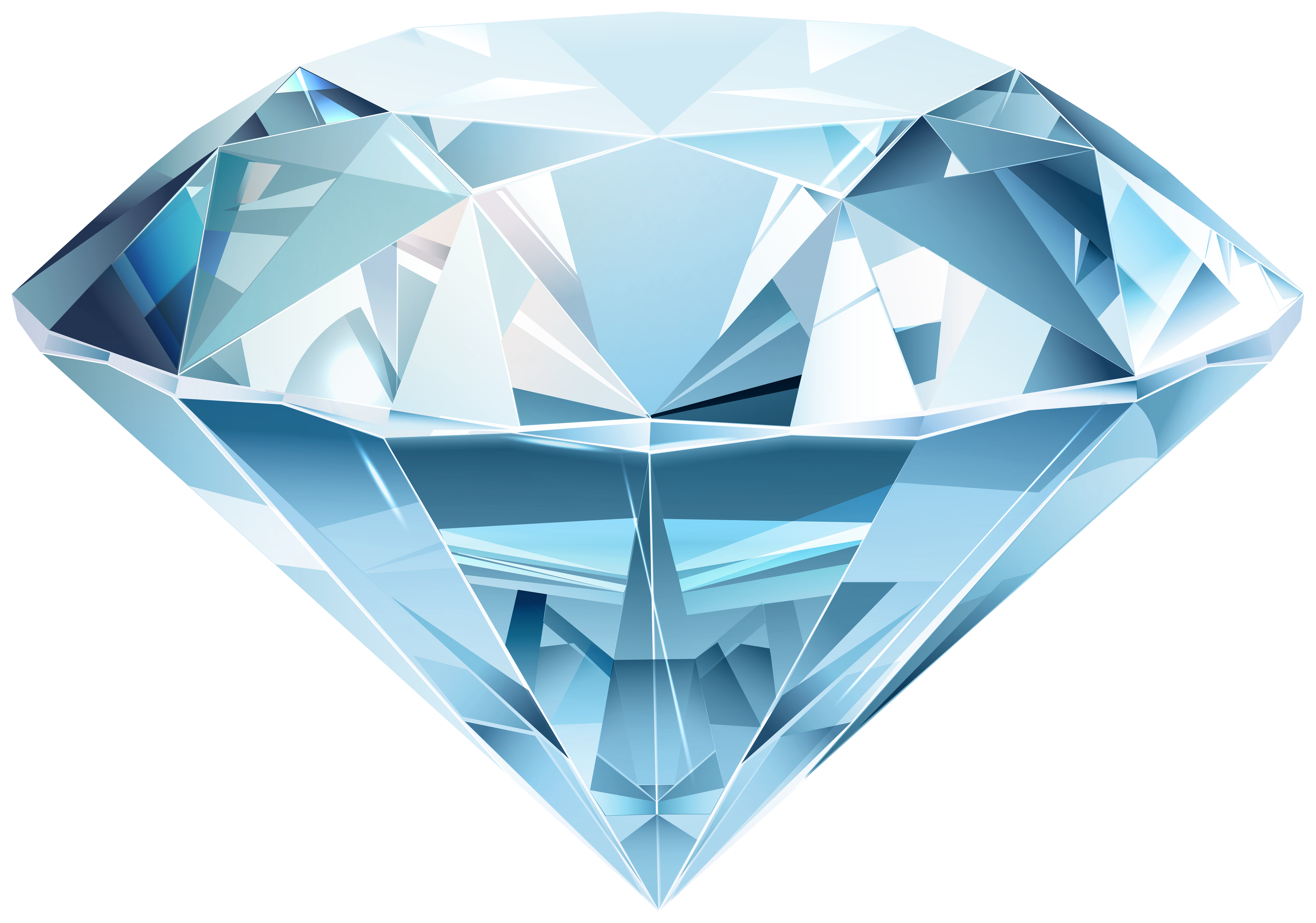 Diamond PNG Clipart.