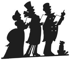 Awesome dickens christmas carol clip art.