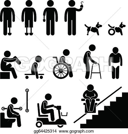 Disability Clip Art.
