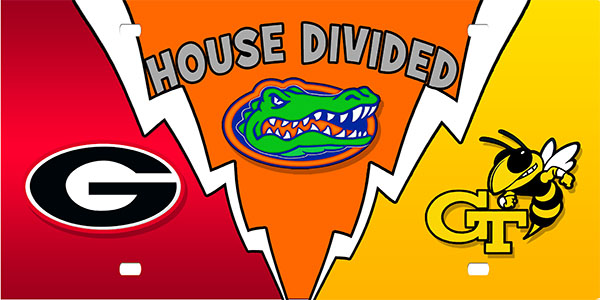 A House Divided Clipart.