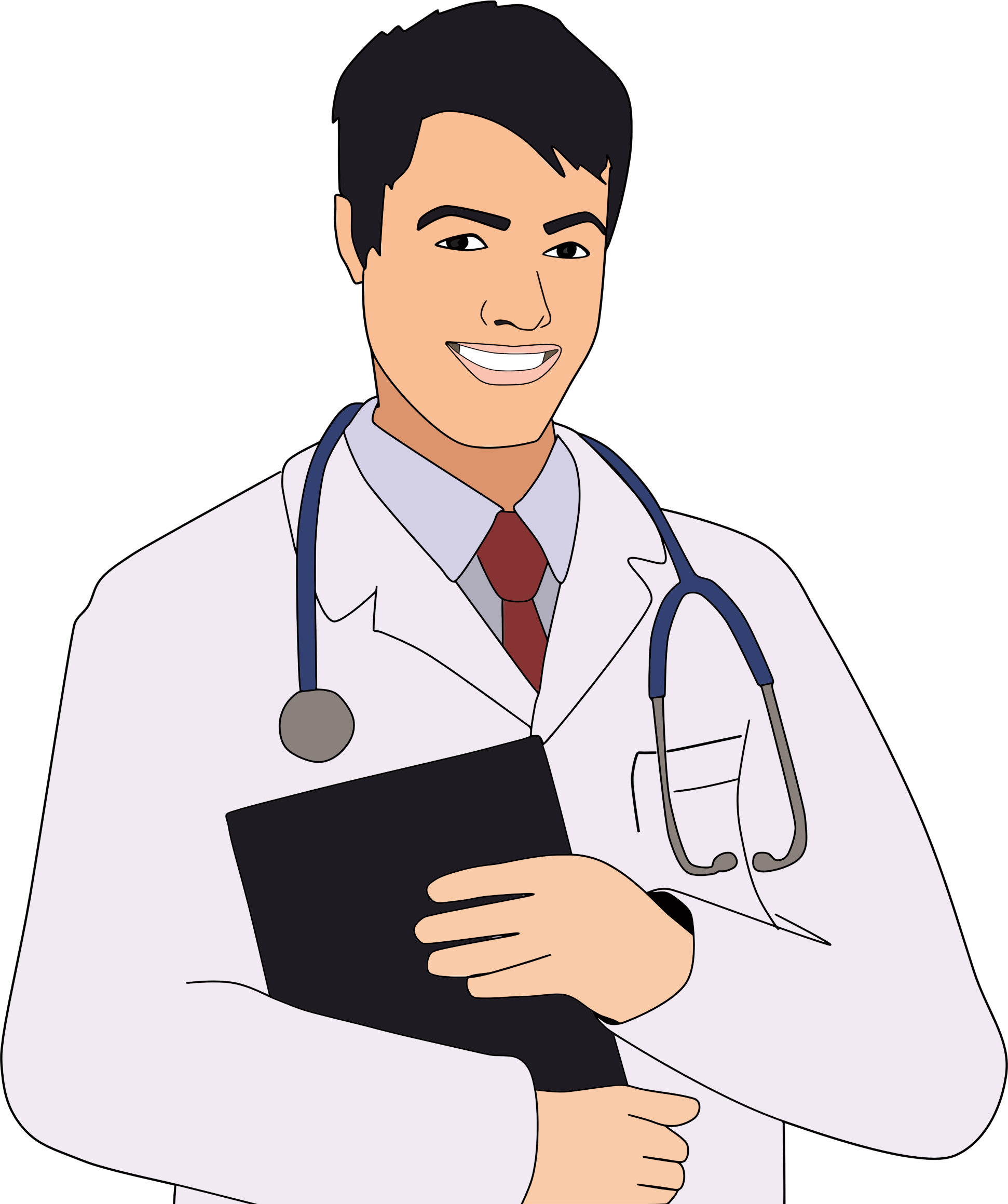 Picture Of A Doctor Clipart.