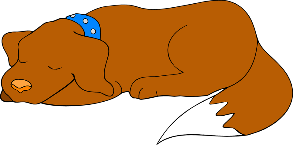 Dogs clipart sleeping, Dogs sleeping Transparent FREE for.