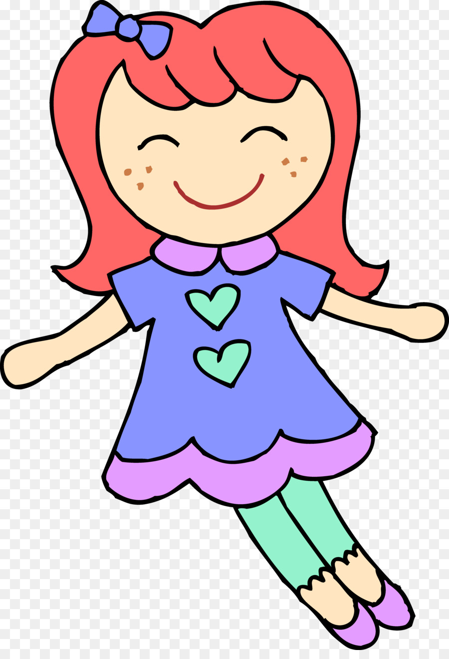 Doll clipart png » Clipart Station.