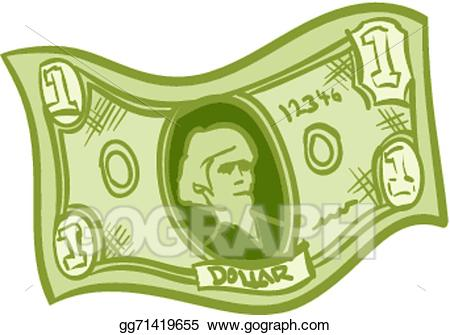 Dollar clipart dollar bill, Dollar dollar bill Transparent.