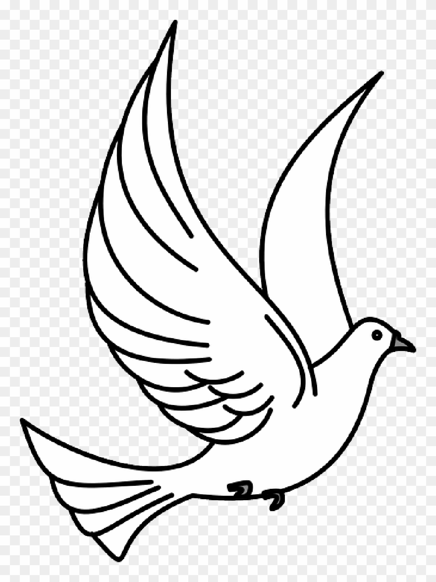 Dove Clipart Memorial.