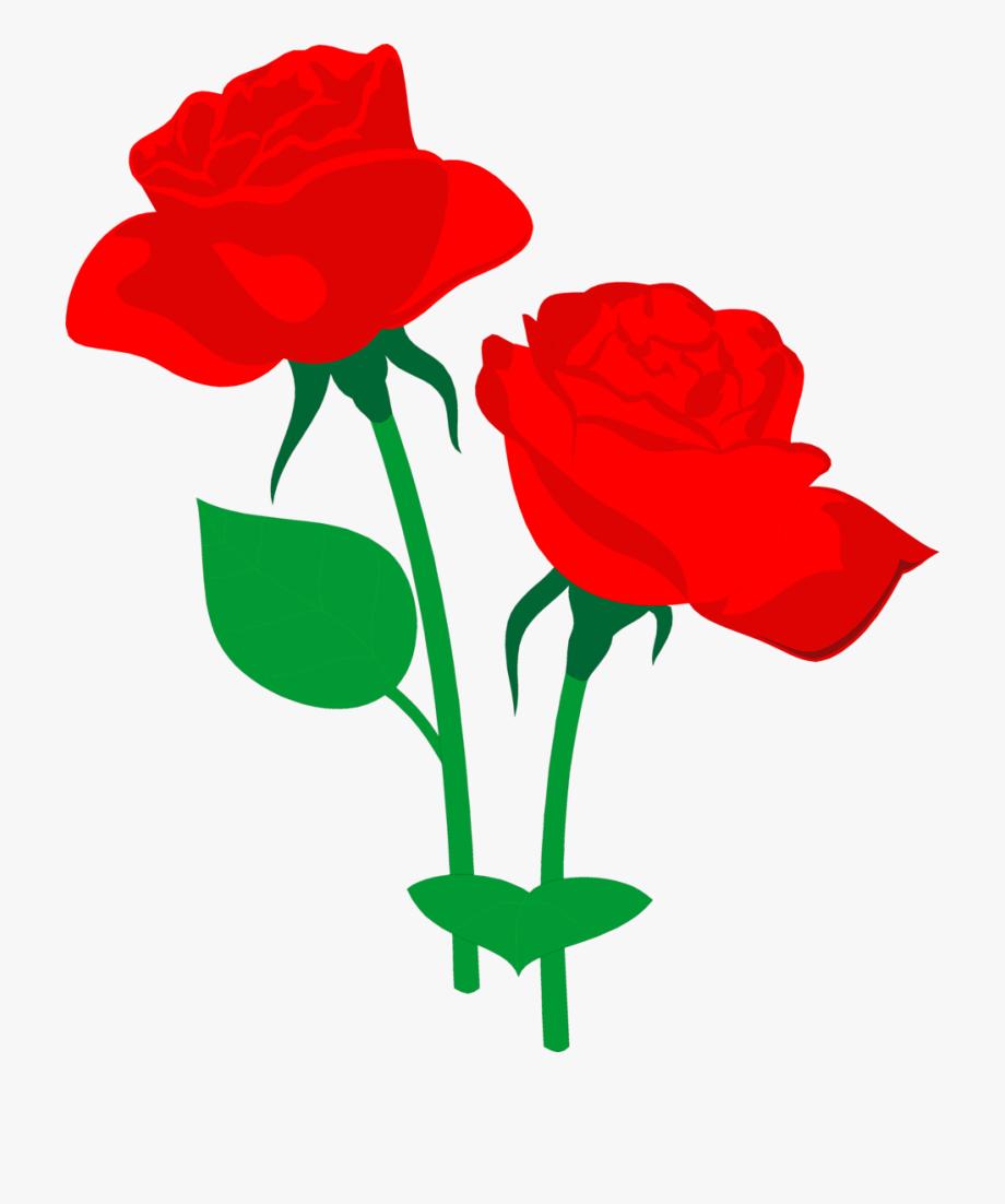 Flower Rose Clip Art.