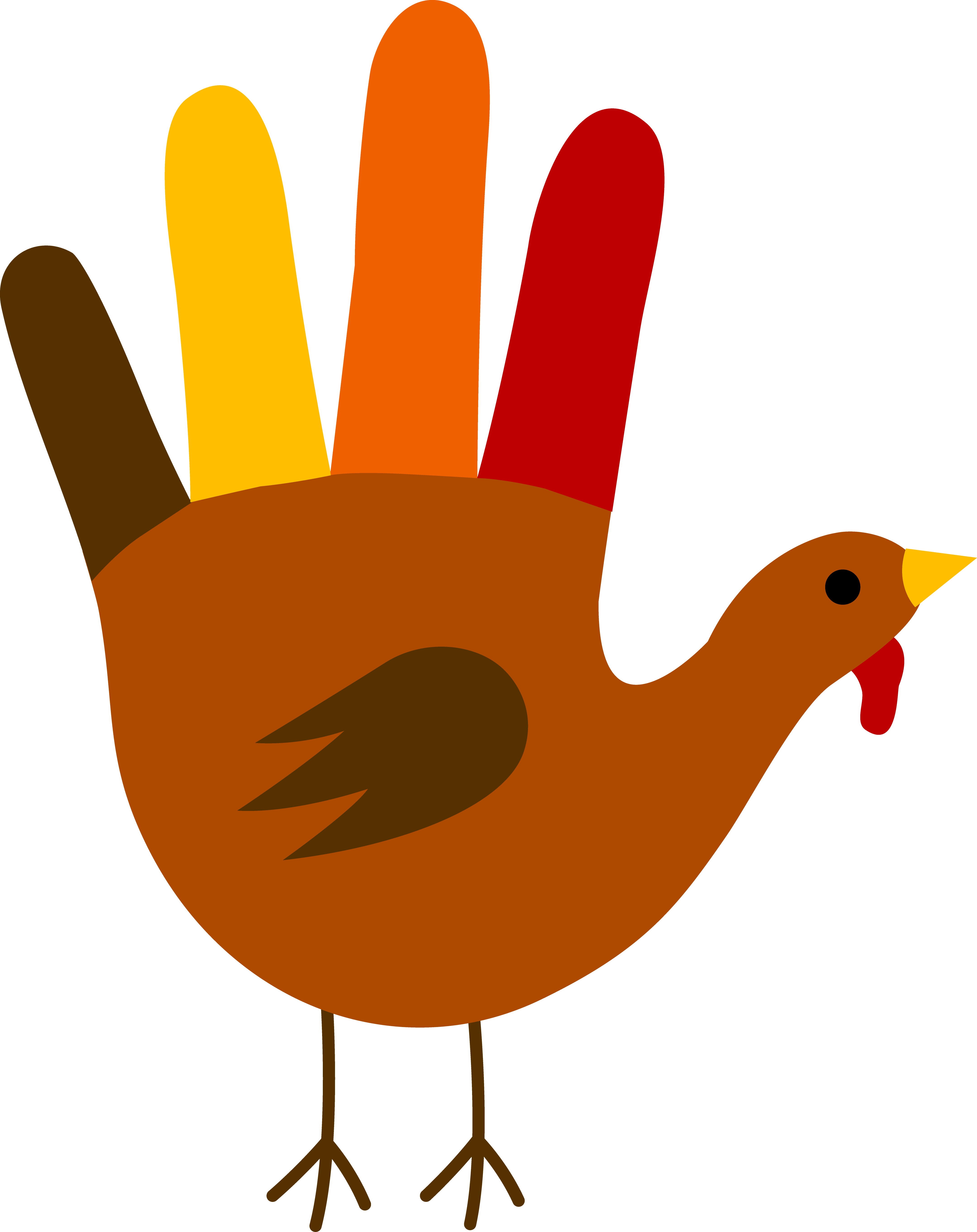 Turkey leg page border png royalty free stock png files.