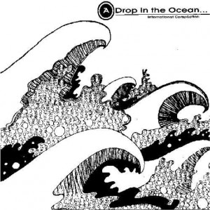 A Drop in the Ocean by Various Artists (Compilation, Industrial.