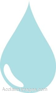 Water Drop Clip Art.
