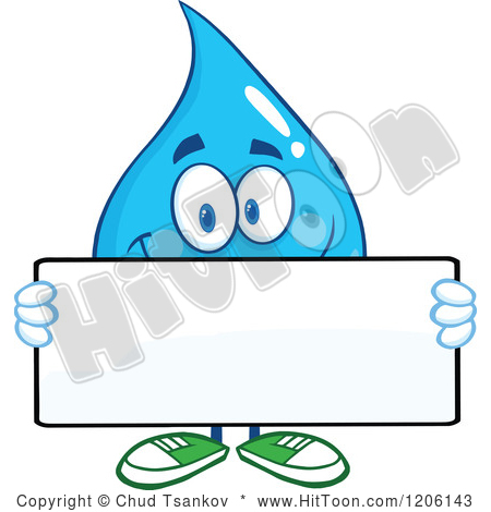 Water Drop Splash Clipart.