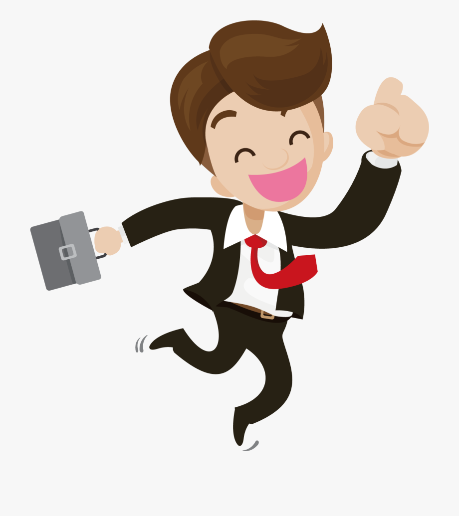 Businessperson Illustration.