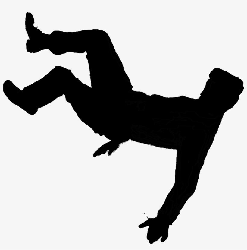Clip Falling Off A Cliff Clipart.