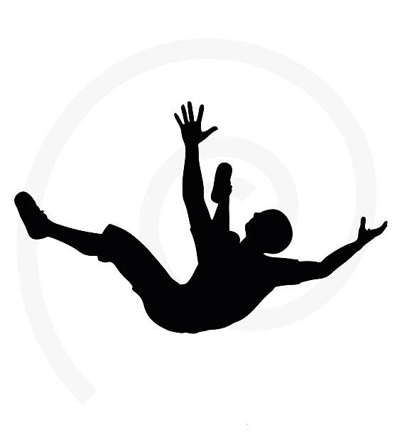 Person falling clipart 2 » Clipart Station.