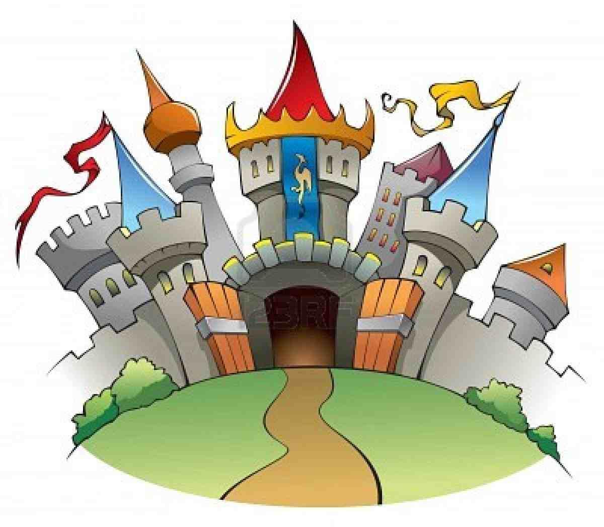 Fairytale clipart #9