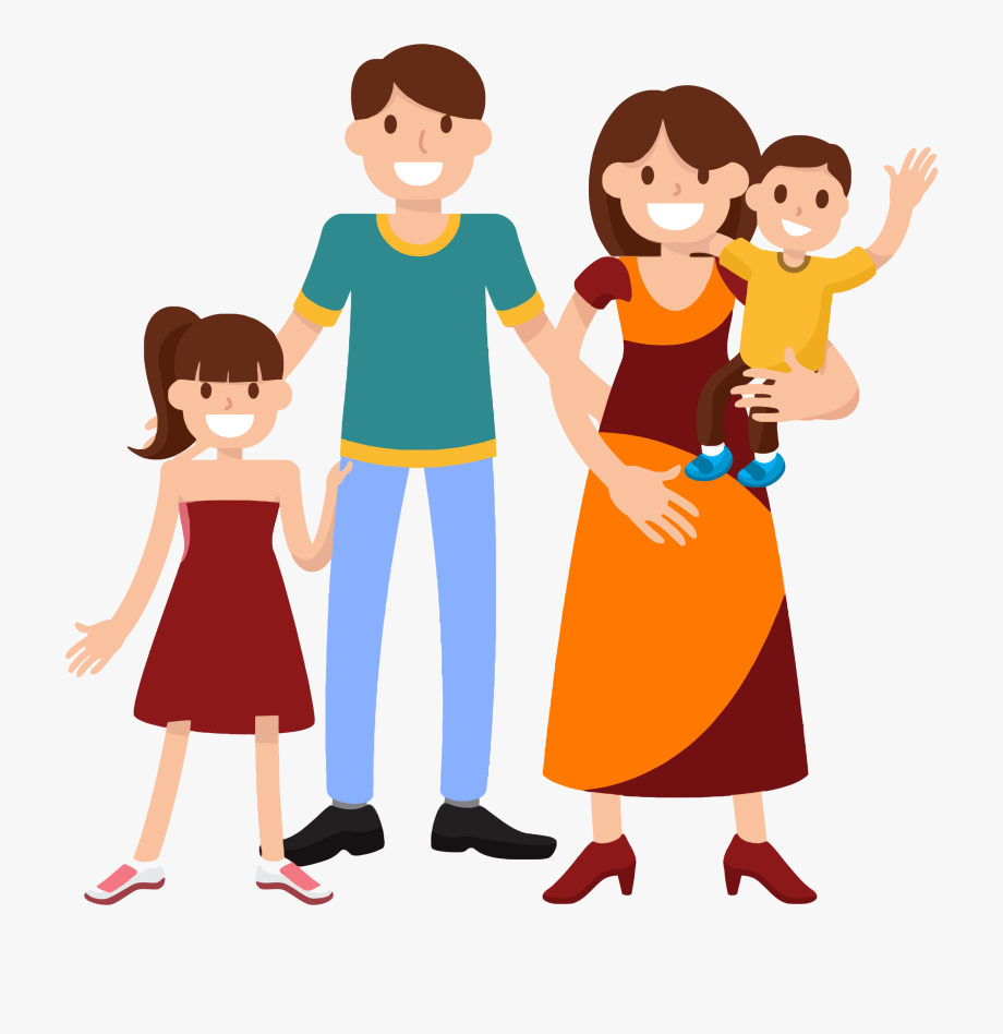 Family Clipart Transparent.