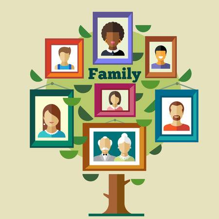 6,270 Family History Cliparts, Stock Vector And Royalty Free Family.