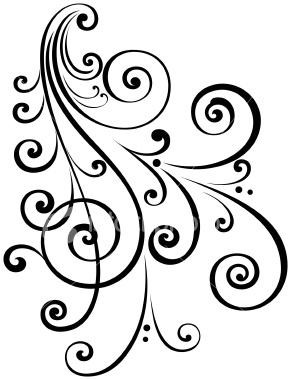 Fancy Design Clipart.