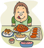 Feast clipart free.