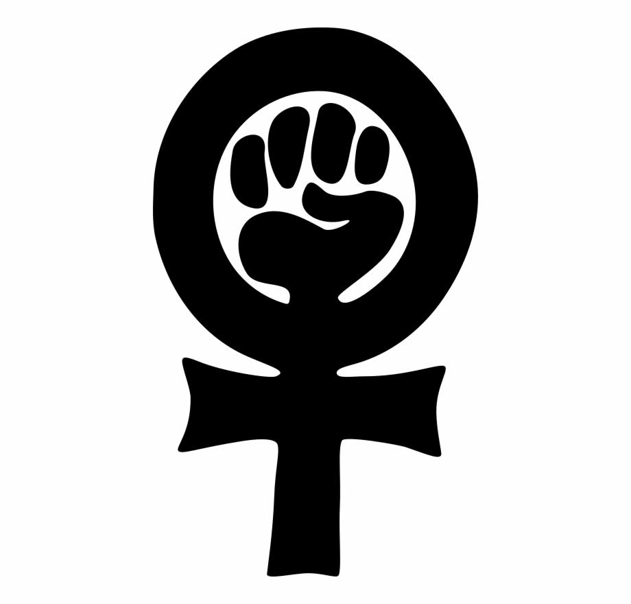 Clipart Feminist Medium Image Png.