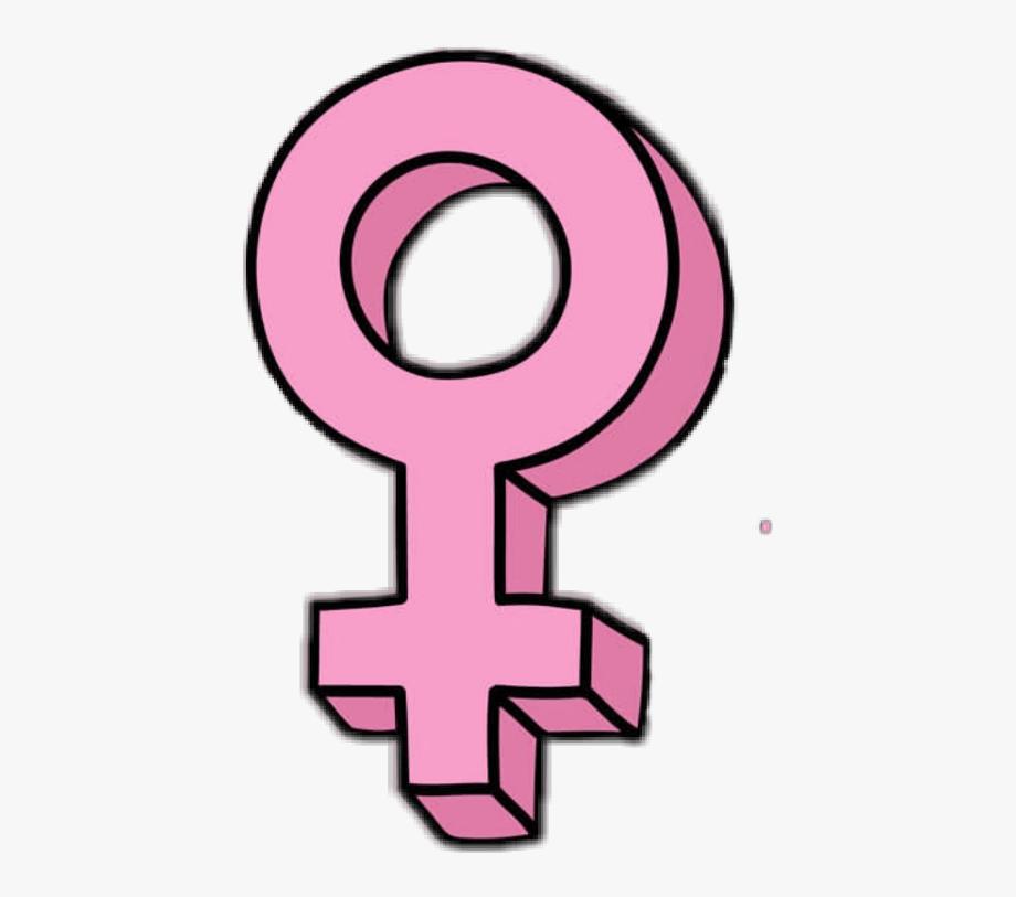 Feminist Symbol Transparent, Cliparts & Cartoons.