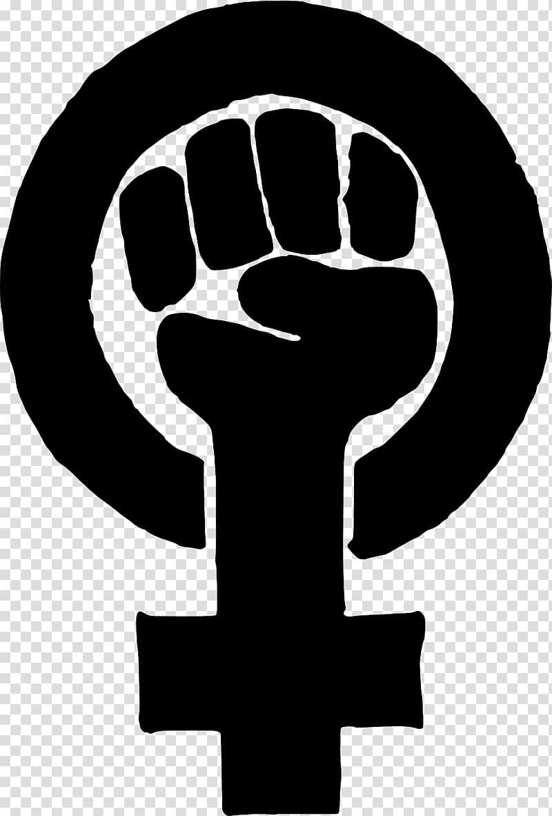 Black feminism Symbol Girl power Feminist movement, symbol.