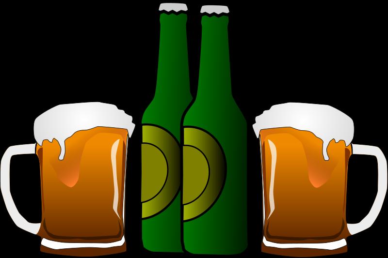 Beer Distilled beverage Alcoholic drink Clip art.