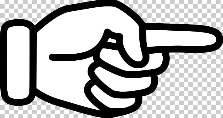 Index Finger Pointing Hand Digit PNG, Clipart, Area, Black.