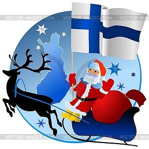 Christmas, Finland!.