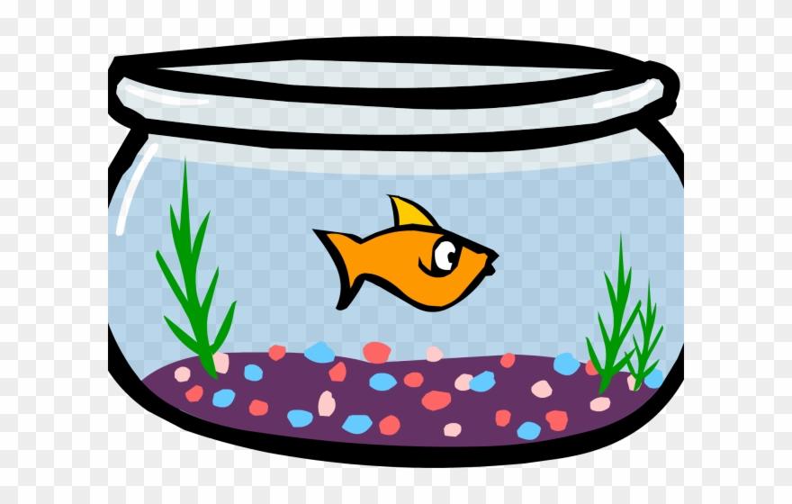 Fish Bowl Clipart Pet Fish.