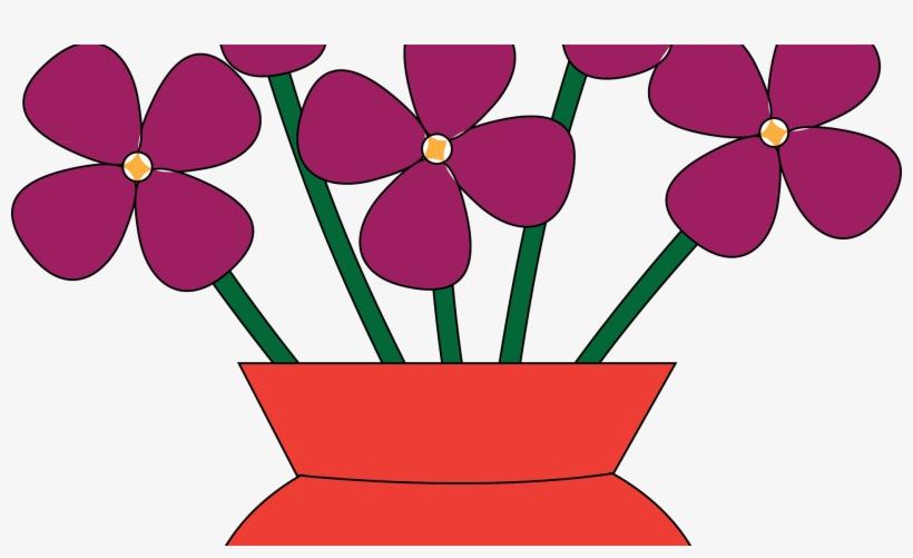 Vase Clipart 2 Flower.