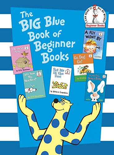 Librarika: A Fly Went by (Beginner Books(R)).