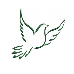 Flying Dove Clipart.